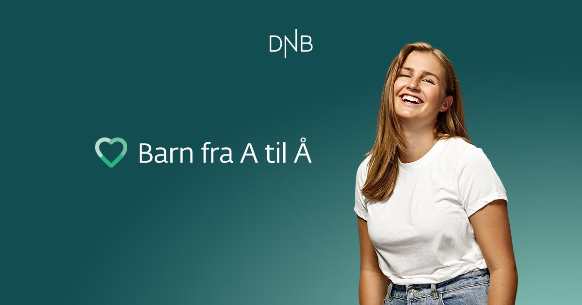 2a369550 19+ - Alt fra Forvirret til Voksen | DNB Barn fra A til Å